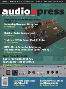 March 2017 AudioXpress