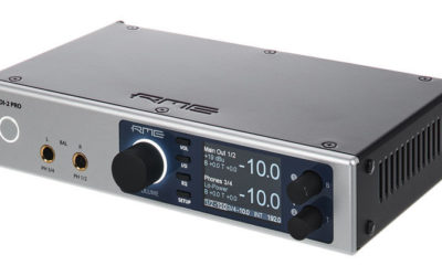 AudioXpress review of the RME ADI-2 Pro now online